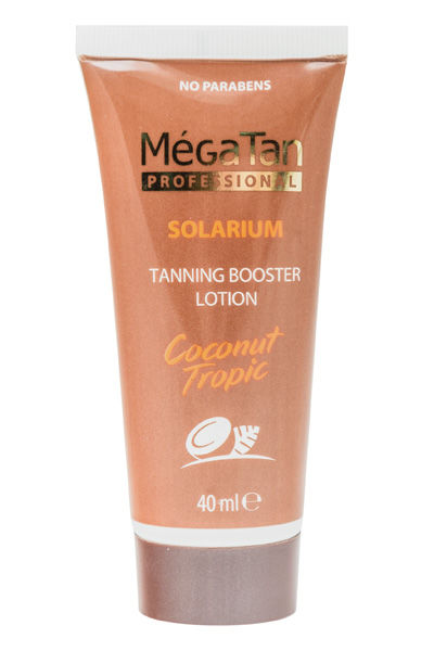"Лосьон для загара ""Coconut Tropic Tanning booster lotion"", 40мл"