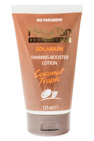 "Лосьон для загара ""Coconut Tropic Tanning booster lotion"", 125мл"