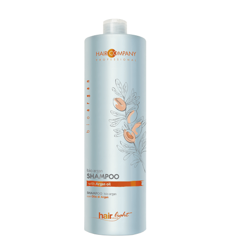 .HAIR LIGHT BIO ARGAN Shampoo 1000ml Шампунь с био маслом Арганы