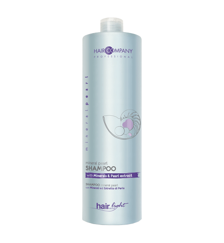.HAIR LIGHT MINERAL PEARL Shampoo 1000ml Шампунь с минералами и экстрактом жемчуга
