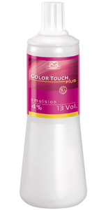 Wella COLOR TOUCH PLUS Эмульсия 4%1000мл