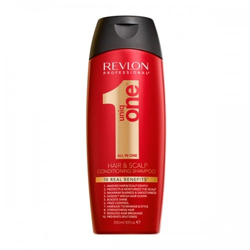 Шампунь кондиционер Revlon Professional Uniq One Classic Conditioning Shampooо для всех типов волос 300 мл.