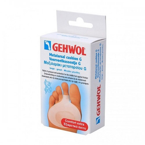 Гель-подушечка Gehwol Comfort Metatarsal Cushion G под стопу 1 шт.