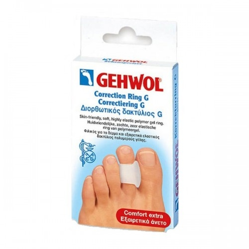 Кольцо-корректор Gehwol Comfort Correction Ring G для пальцев ног 3 шт.